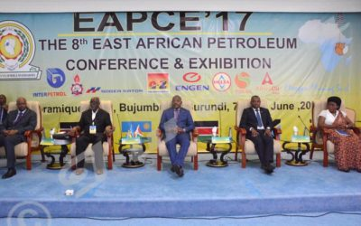 Burundi : Ouverture de l'East African Petroleum Conference and Exhibition 2017 à Bujumbura ( Photo : Burundi Forward 2017 )