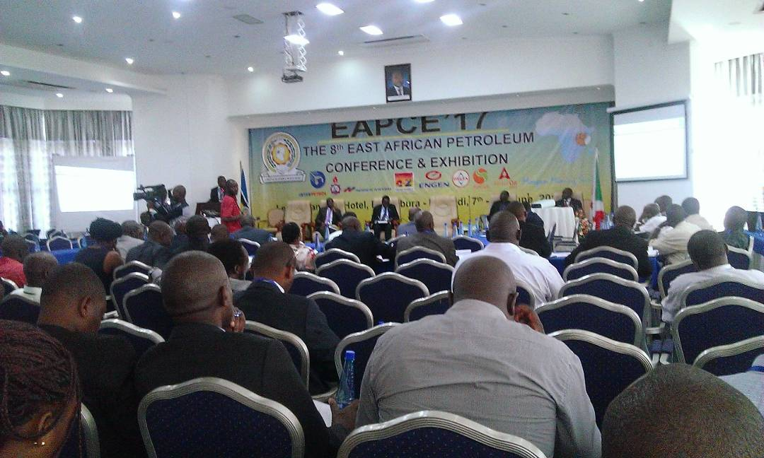 Burundi : Ouverture de l'East African Petroleum Conference and Exhibition 2017 à Bujumbura ( Photo : Ikiriho 2017 )