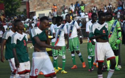 Football - CAN2019 : Burundi 3 - 0 Sud-Soudan ( Photo : BurundiSport.com 2017 )