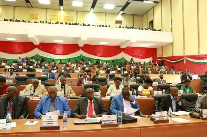 Burundi : Le patriotisme et le civisme fiscal augmentent la production de minerais ( Photo : ikiriho.bi 2017 )