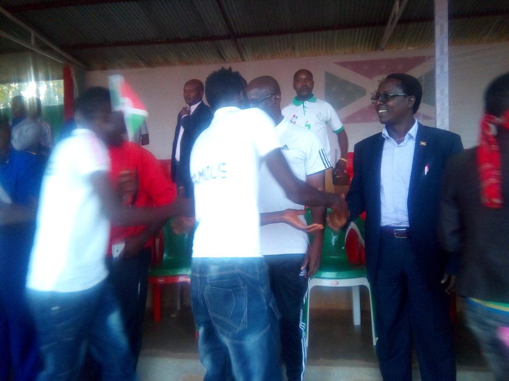 Burundi : 4 qualifiés - Région SUD -, Concours de la Chanson 2017 - RTNB ( Photo : RTNB 2017 )