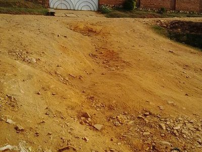 Burundi : Les travaux de pavage et de bitumage du centre de Gitega ( Photo : ABP 2017 )