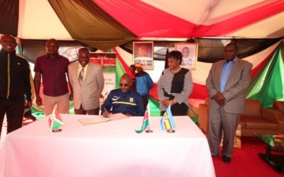 Burundi : La Foire-Exposition - Kenya Trade Investment and Cultural - ( Photo : presidence.bi 2017 )
