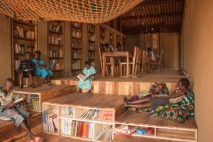 Bibliothèque de Muyinga ( Photo : http://projects.archiexpo.fr  )