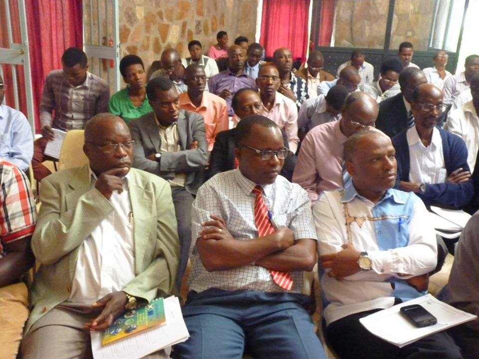 L'Université du Burundi évalue la Reforme BMD depuis 2011 ( Photo : ikiriho 2018 )