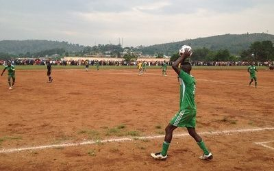 Burundi / Football : Busoni Stars(KIRUNDO) 2 - 0 Magara Star FC (RUMONGE) - Photo : ABP 2018