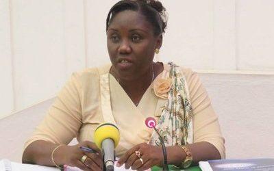 Dr Nijimbere Josiane, Ministre burundaise de la Santé publique et de la Lutte contre le Sida - (Photo : ABP 2018)