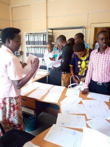 Burundi : Des ingénieurs civils affectés au développement communal ( Photo : ikiriho 2018 )