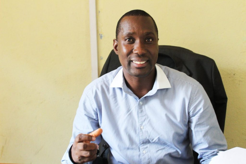 Burundi : Un savant-chercheur biologiste, Recteur de l'Université du Burundi ( Photo : SDcliff 2018 )