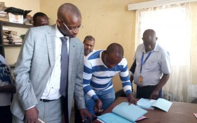 Burundi : Vers un système de facturation électronique à l'OBR ( Photo : OBR.BI 2018 )