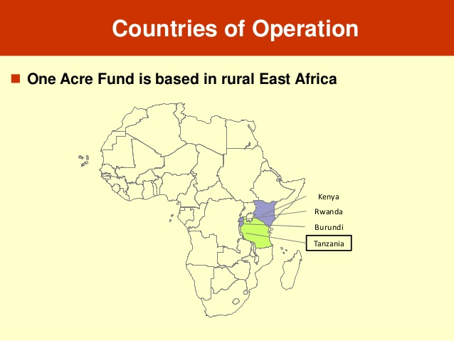 Burundi : Une agricultrice heureuse des intrants de ONE ACRE FUND ( Photo : ONE ACRE FUND BURUNDI 2018 )