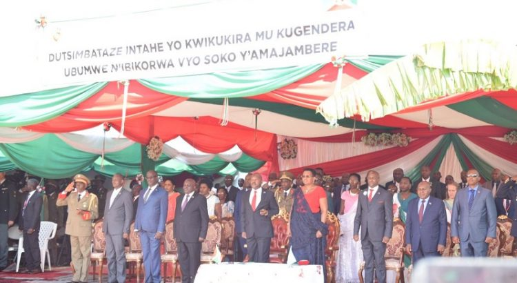 Le Burundi et son Plan National de Développement 2018 à 2027 ( Photo : ABP 2018 )
