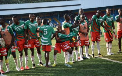 FOOTBALL / CAN 2019 Niger : Le Burundi bat la Zambie 3 - 0 ( Photo : INGOMAG 2018 )