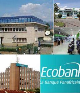 Le Burundi compte 12 banques, avec 1 Milliard USD en 2016 ( Image : AGNEWS , Photo(s) IKIRIHO - 2018 )