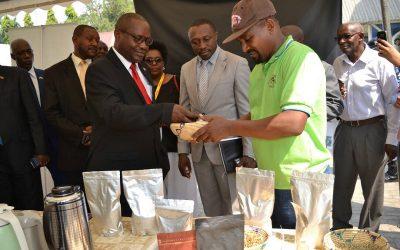 Burundi : Cup of exellence 2018 présente les 29 meilleurs cafés burundais ( Photo : ABP 2018 )