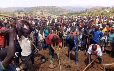 Burundi : Plus de 650 jeunes de Busiga participent au camp d'été ( Photo : ikiriho 2018 )