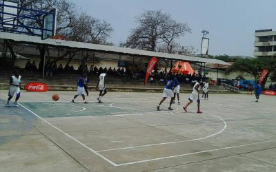 Vers des terrains de Basket-ball au Burundi aux normes internationales ( Photo : IKIRIHO 2018 )