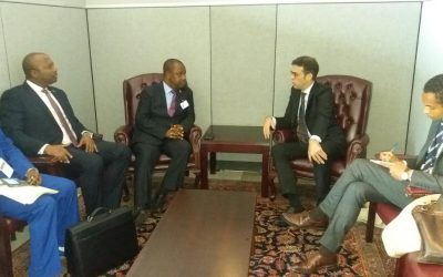 Burundi : Tentative de réchauffement des relations avec la France ( Photo : IKIRIHO 2018 )