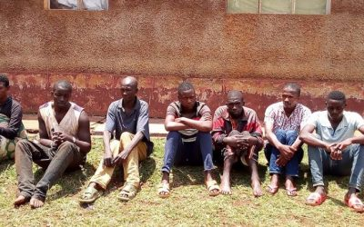 Burundi : 7 assassins de 3 motards arrétés à Muyinga par la police( Photo : ABP 2018 )