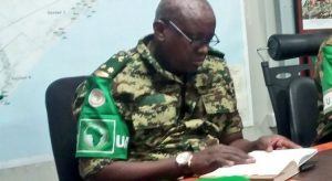 Burundi :  Remplacement  au  commandant adjoint  de l'AMISOM  (Photo : ABP  2018 )