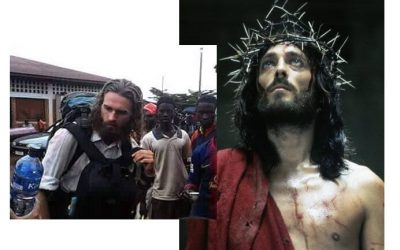 "Robert Powell played the title role in the 1977 British-Italian television miniseries, ""Jesus of Nazareth."" ABP / ITC Entertainment RAI"