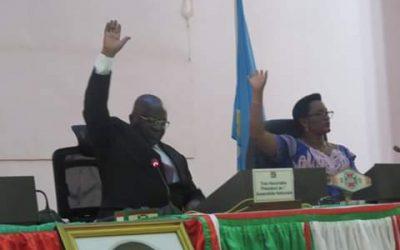 Burundi : La CVR enquêtera sur la période de 1885 à 2008 ( Photo : Assemblee.bi 2018 )
