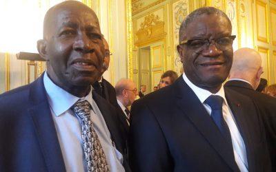Burundi : Le Président Français reçoit un recherché de justice ( Photo : iwacu-burundi.org 2018 )