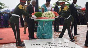 Burundi : Racisme et Régicide, motifs de l'assassinat de Feu RWAGASORE (Photo : ABP 2018 )