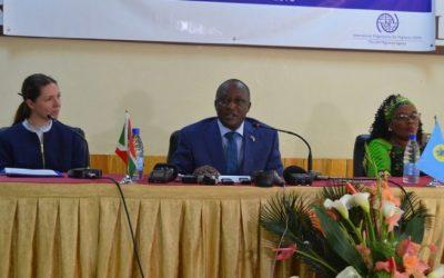 Burundi : Atelier sur la lutte contre la traite des personnes (Photo : ABP 2018 )