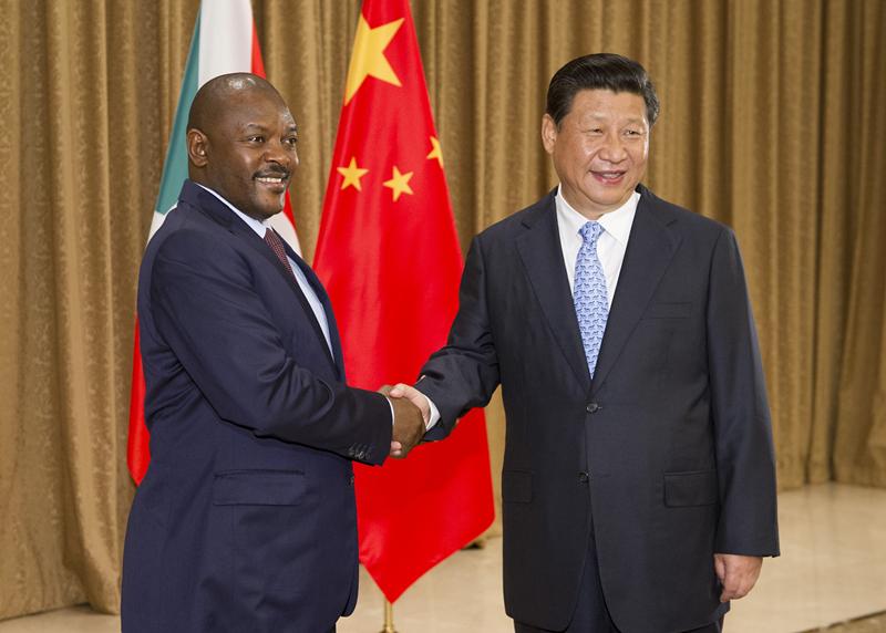 Burundi / Chine : 55 ans de bonnes relations bilatérales Sino-Barundi ( Photo : bichineseembassy.org 2018 )