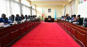 Burundi : Vers la création des Cours d'appel de Makamba, Muha et Ntahangwa  ( Photo : ABP  2018 )