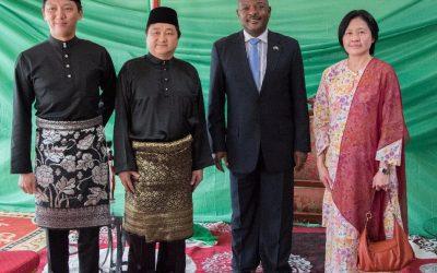 Burundi : Le Chef d'État accrédite les lettres de créances de 10 pays (Photo : Presidencebi 2018 )