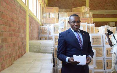 Burundi : Acquisition d'un nouvel hangar de stockage de vaccins ( Photo : ppbdi.com 2018 )