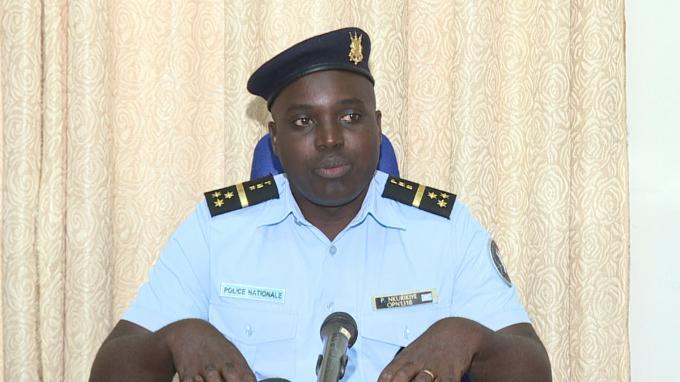 Burundi : La sécurité routière en 2018 - 3000 accidents et 370 morts ( Photo : RTNB.BI 2019 )