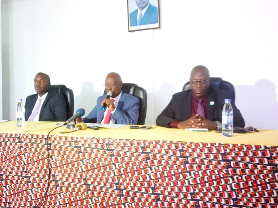 Burundi : L'AACB félicite la bonne collaboration avec la CASSOA ( Photo : Burundi Net Media 2019 )