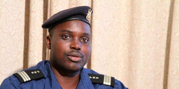 Burundi : Un bandit tué, après un jet de grenade, à Gihanga,Bubanza ( Photo : ejohezanews 2019 )